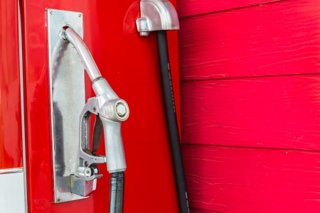 Vintage gasoline fuel from thailand Stock Photo - 20361041