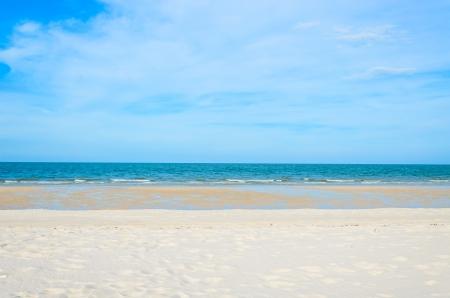 Beach&sea in thailand photo