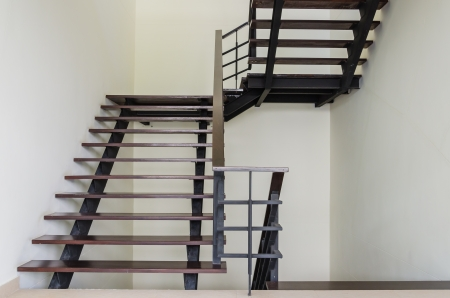 concrete stairs: staircase Stock Photo