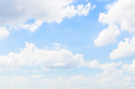 blue sky background: Big cloud with the bluesky