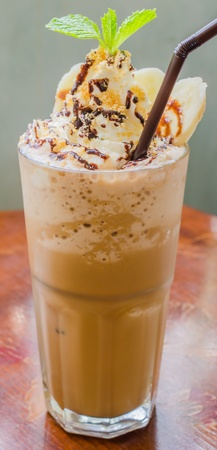 fredo: Caffè Frappe
