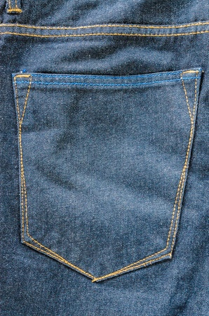 Jeans texture for background photo