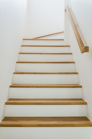 Staircase interior at home