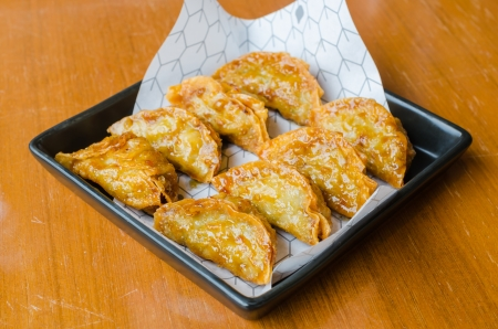 Fried Dumpling photo
