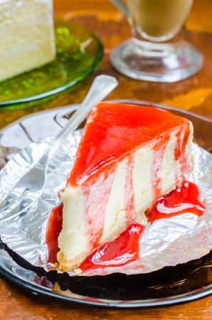 New york cheesecake photo