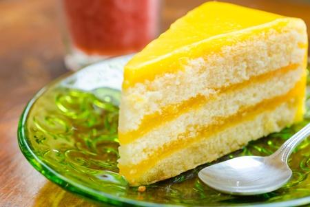 chees: Mandarin orange cake