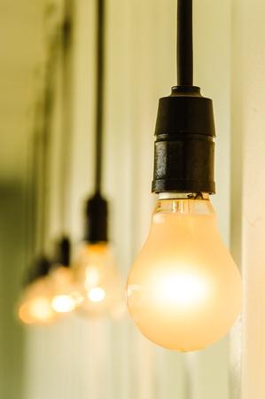 lighting fixtures: Electric lamp (Special Process)