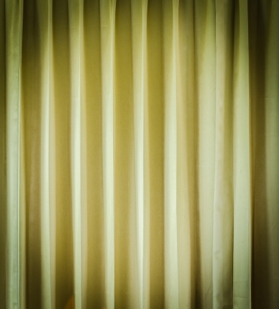 Curtain texture for background photo