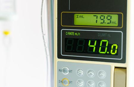 Infusion pump Stock Photo - 22278061