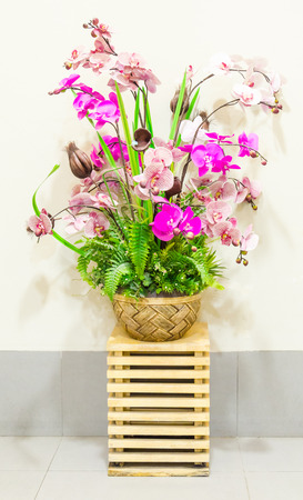 faker: Faker flower in vase