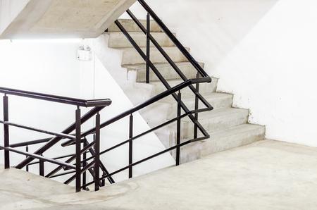staircase Concrete photo