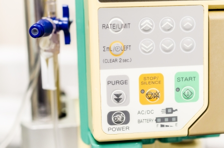 Infusion pump Stock Photo - 22761986