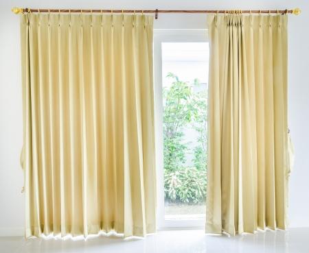 tassel: Curtain