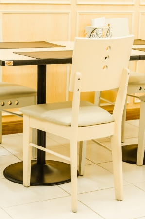 Table and chair Stock Photo - 24280162
