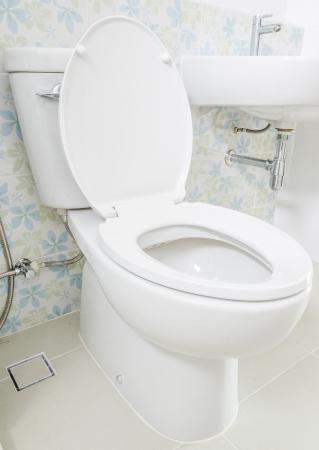 Toilette Standard-Bild - 24325139