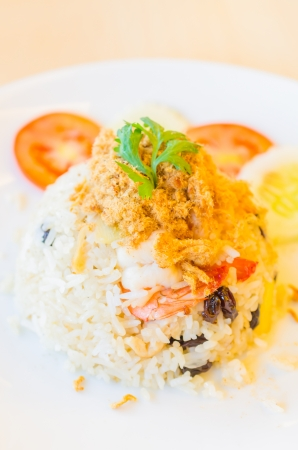cuisines: Pineapple Fried Rice