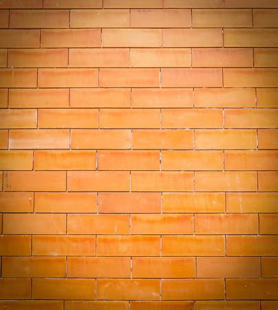 Stone brick wall photo