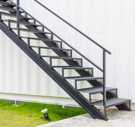 Metal Staircase photo
