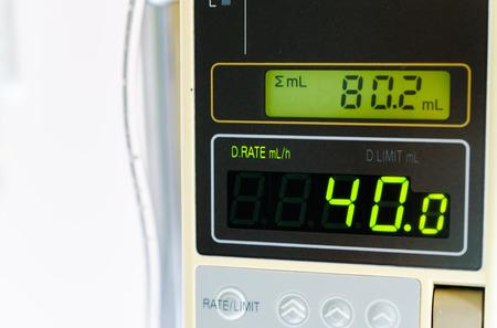 Infusion pump Stock Photo - 25518655