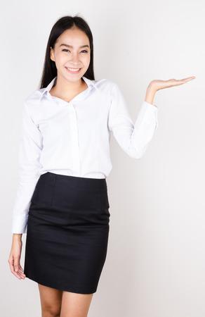 asian business women: Young asian business women Stock Photo