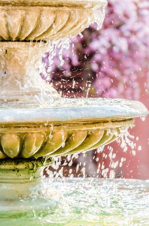 water fountain: Fountain Stock Photo