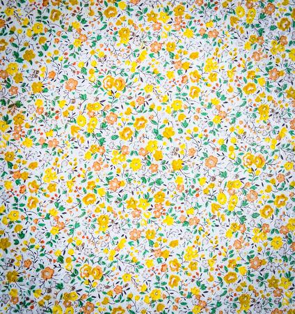 Flower contton texture for background&wallpaper photo