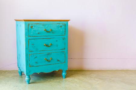 木製の家具 写真素材