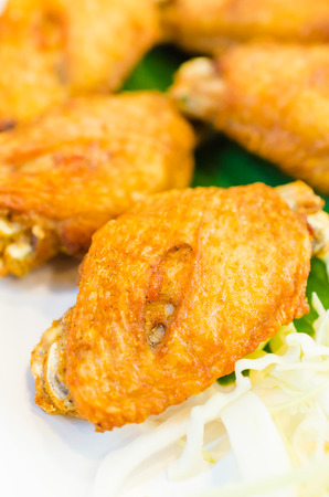Fried Chicken wings photo