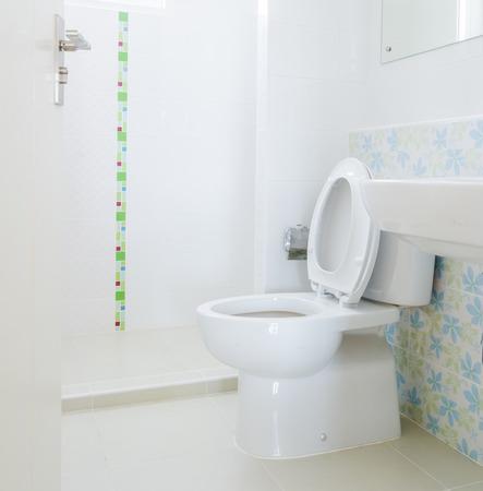 Toilette Standard-Bild - 26845267