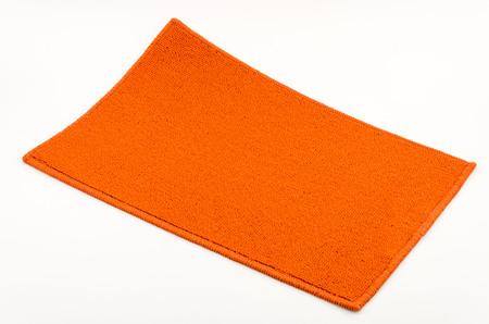 Isolated mat photo