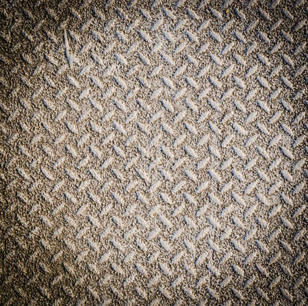 Abstract old brown metal texture using as background photo