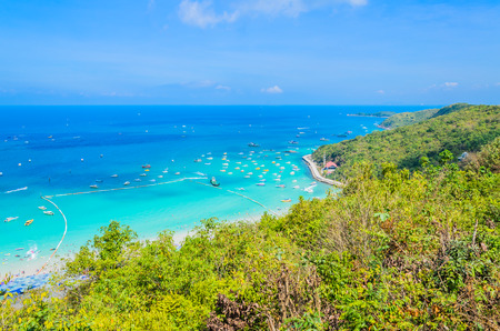 Koh larn island in pattaya Thailand photo