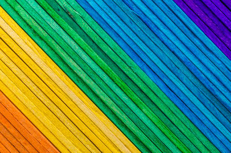 Colorful wood texture background photo