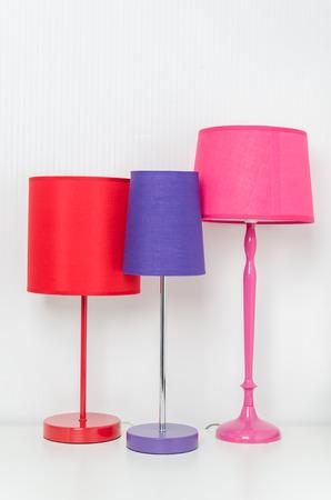 Table lamp photo
