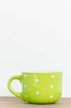 Coffee mug photo