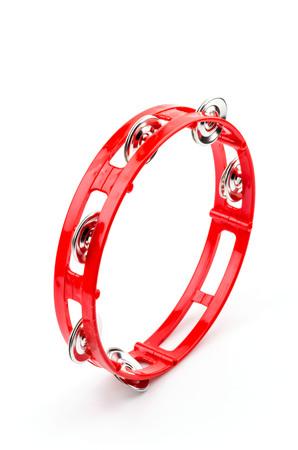tambourine: Isolato tamburello