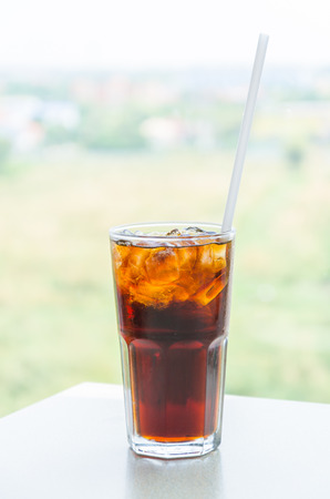 Cola drink photo