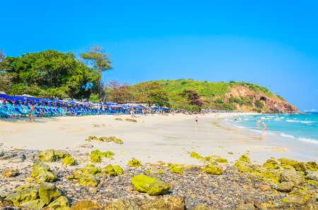 pattaya: Pattaya beach Stock Photo