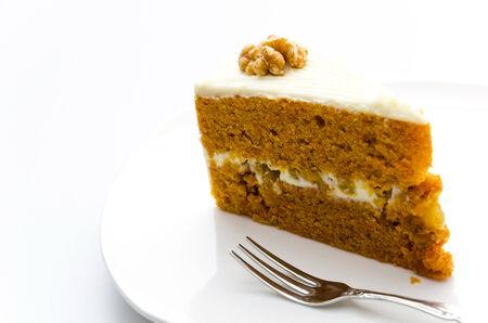 Carrot cake photo