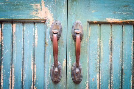 Door knobs photo