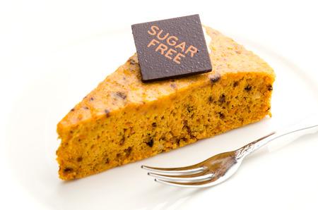 carrot cakes: Carrot cake Stock Photo