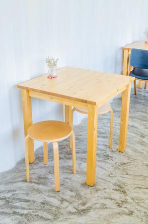 Coffee shop interior photo
