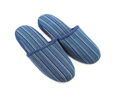 slipper: Slipper isolated on white background