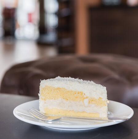 coco: Pastel de coco