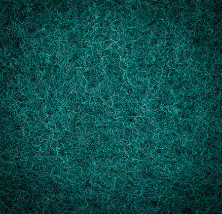scouring: Close up scouring pad using as background