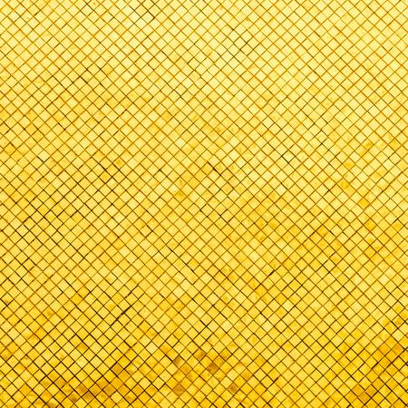 oro: Oro mosaicos fondo