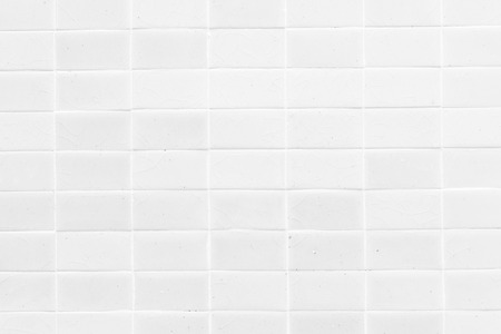 Weißen Fliesen Texturen Hintergrund Standard-Bild - 37089855