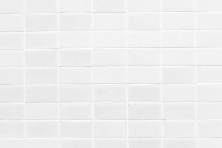 Weißen Fliesen Texturen Hintergrund