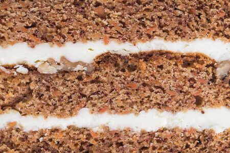 carrot cakes: Carrot cakes textures background