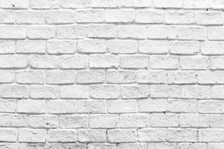 ladrillo: De ladrillo blanco texturas de la pared de fondo Foto de archivo